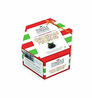 Simply Cornish Christmas Pudding - 110g