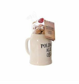 Poldark Ale Mug and Cornish Cream Fudge