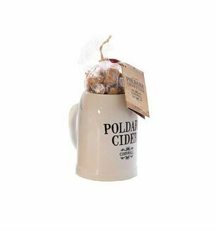 Poldark Cider Mug and Cornish Cream Fudge