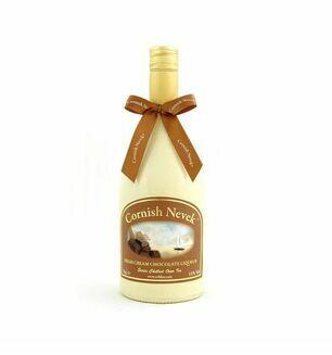 Cornish Nevek Chocolate Cream Liqueur - 70cl