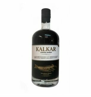 Kalkar Cornish Coffee Rum Spirit - 20cl