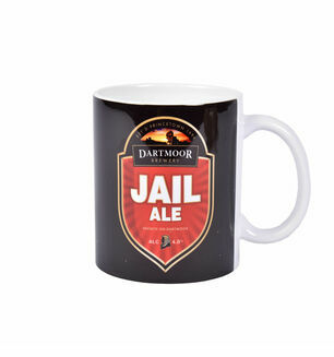 Dartmoor Brewery Jail Ale Mug