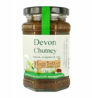 Hogs Bottom Devon Chutney- 215g