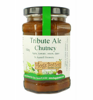Hogs Bottom Tribute Ale Chutney 320gm jar