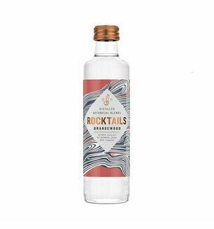 Rocktails Orangewood Spritz- Alcohol Free