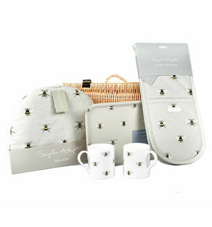 The Sophie Allport Bee Gift Basket