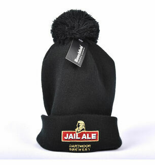 Dartmoor Jail Ale Fine Knit Beanie Hat
