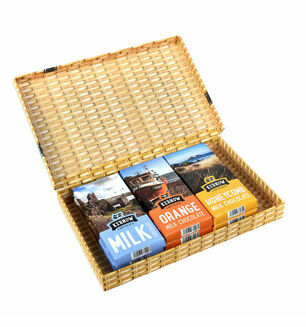 Cornish Chocolate Letter Box Hamper Gift
