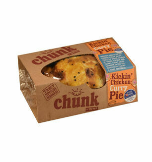 Chunk Devon Kickin' Chicken Curry Pie