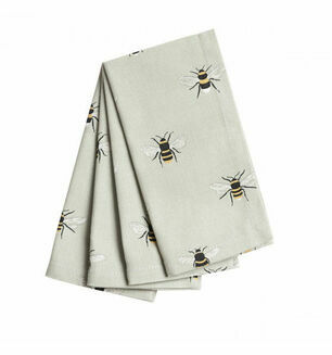 Sophie Allport Bees Napkins in a Set of 4