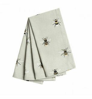 Sophie Allport Bees Napkins in a Set of 4