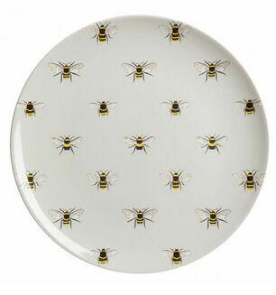 Sophie Allport Bees Melamine Dinner Plate