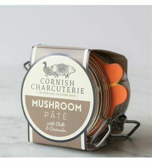 Cornish Charcuterie Mushroom Pâté