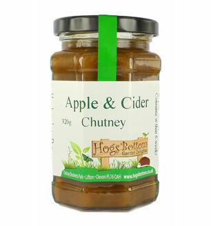 Hogs Bottom Apple Cider Chutney - 320g