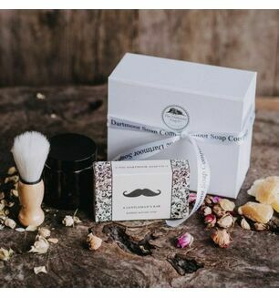 Dartmoor Soap Company Gentleman's Shaving Gift Set