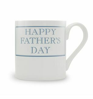 Stubbs Happy Father's Day Mug-Large