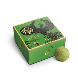 Willies Cacao Matcha Truffles - 35g