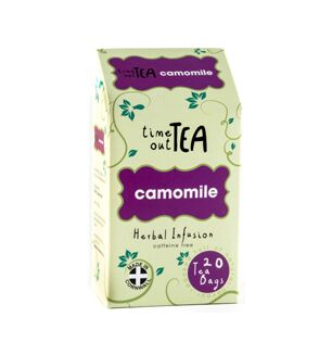West Country Tea Company Camomile Time Out Tea