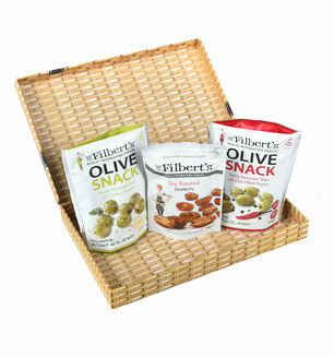 Olive & Nuts Letter Box Gift