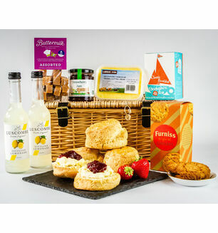 Family Cream Tea Hamper