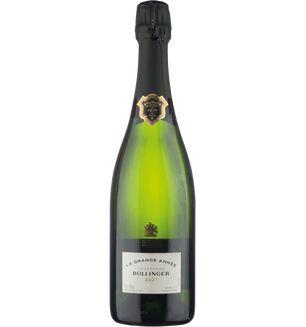 Bollinger Champagne La Grande Année Brut 2007