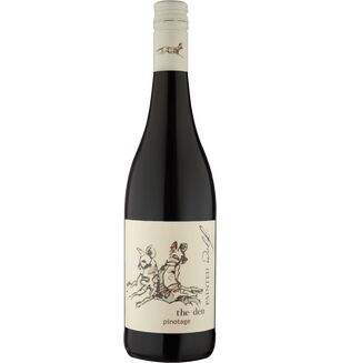 The Den Pinotage Painted Wolf 2017/18