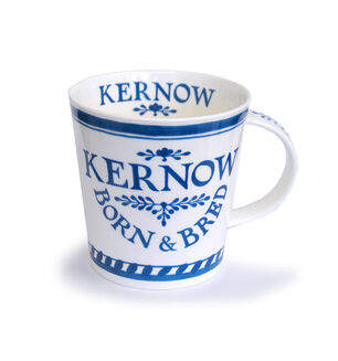 Kernow Born & Bred Mug-Cairngorm