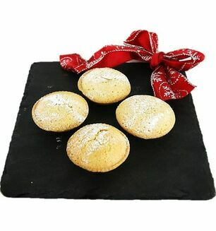 Foxcombe Bake House 4 Mince Pies