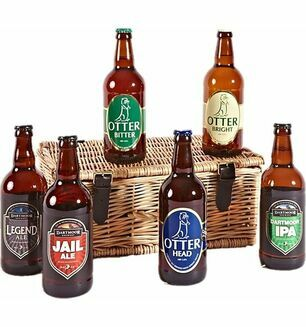 Six Devon Ales Hamper