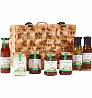 Devon Chutney, Ketchup, Dressings and Mayo