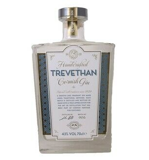 Handcrafted Trevethan Cornish Gin