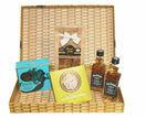 Devon Chocolate, Fudge & Whiskey Letter Box Gift additional 1