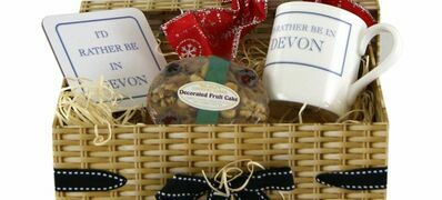 Our Range Of Devon Christmas Hampers