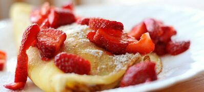 Devon Inspired Recipes for Pancake Day