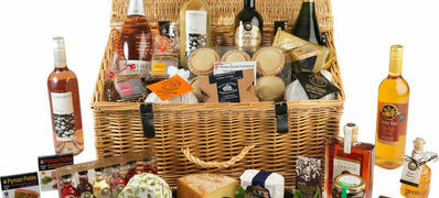 Christmas in Devon with Devon Hampers