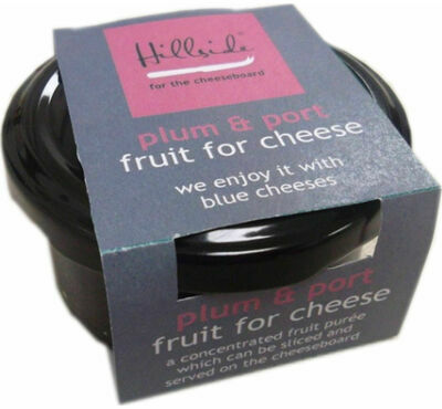 Hillside Fruits for Cheese: Plum & Port