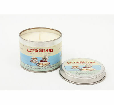 Clotted Cream Scented Candle