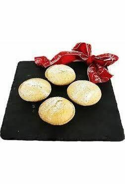 Foxcombe Bakehouse 4 Mince Pies