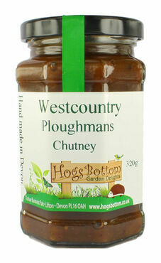 Hogs Bottom Westcountry Ploughmans Chutney 320g