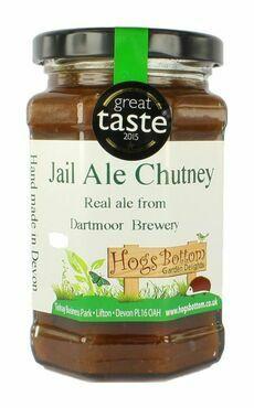 Hogs Bottom Jail Ale Chutney 215g
