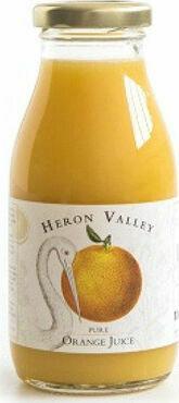 Heron Valley Pure Orange Juice 25cl