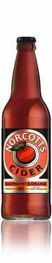 Norcotts Raspberry & Orange Cider 4.0% vol