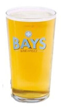 1 Bays Lager glass
