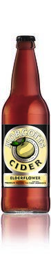 Norcotts Elderflower Cider 4% Vol