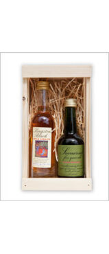 Kingston Black Aperitif And Somerset Five Year Old Cider Brandy