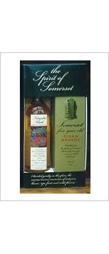 Kingston Black Aperitif Liqueur & Somerset Five Year Old Cider Brandy In Presentation Box