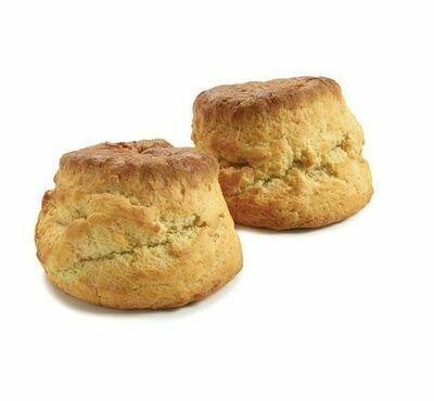 Yummy Scrummy Bakery  Cornish Scones -x2