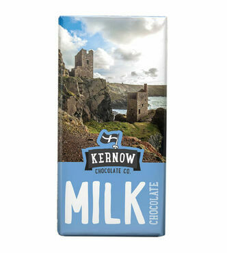 Kernow Milk Chocolate-100g