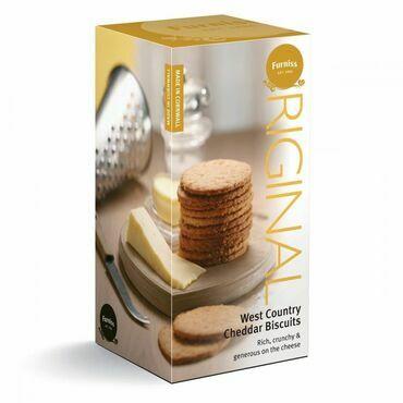 Furniss Original Cheddar Biscuits