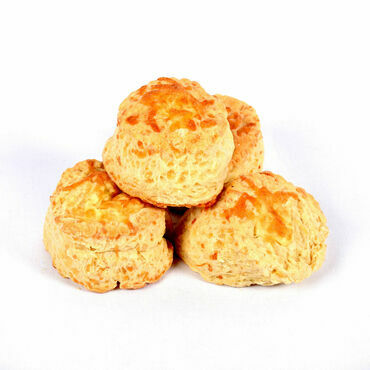 4 x Parkers Bakery Cornish Cheese Scones